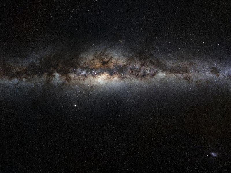 Темная материя и темная энергия: невидимая доминанта во Вселенной
