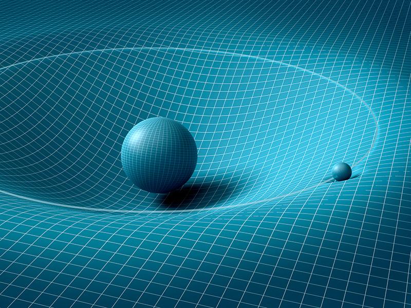 Невидимая «ткань» Вселенной