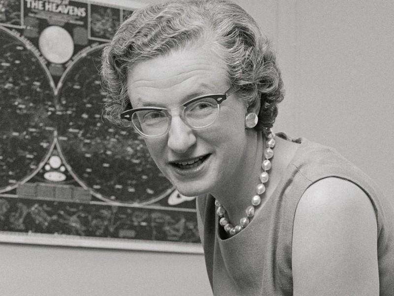 Не женская работа: о женщинах в астрономии